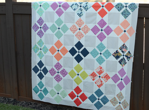 a quilt for Linda